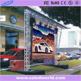 P8 Outdoor Location fullcolor exposition du panneau d'affichage à LED pour l'étape (CE)