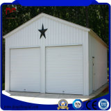 Здания большой пяди установки модульного дома легкие стальные для гаража