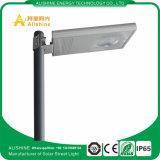 12W Todo en uno de los LED Luz solar calle/carretera lámpara patio