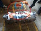 Bomba de engranaje Wa420-1 de la bomba 705-56-34100 de la transmisión del cargador Wa420-1c de la rueda