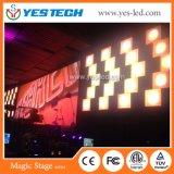 Farbenreiche bekanntmachende LED-im FreienMietAnzeigetafel