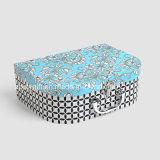 Valise de papier multifonctionnelle de cadre de mémoire de jouet de valise de carton de papier d'imprimerie