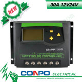 30A, 12V/24V, LCD, ZonneControlemechanisme MPPT