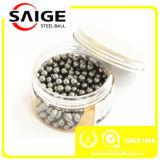 Esfera de aço de moedura de SUS304 Ss316 316L Ss302