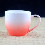 창조적인 컵 창조적인 선물 기온변화도 색깔 찻잔, 색깔 변화 찻잔