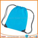 Équipe de sport paquet cadeau Polyester Sac avec lacet de serrage