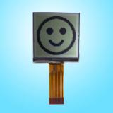 Type POINT de verticale de matrice de l'écran LCD 128X64