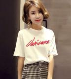 カスタム印刷の学生のための安い落書きのTシャツ