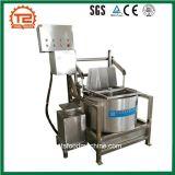 Máquina de desidratação centrífuga antes de frango para a fritura