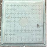 Couvercle de trou d'homme SMC composite en plastique