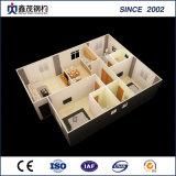Сборные плоские Pack модульного контейнера для жизни дома