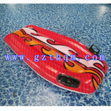 Double Row Flying Fish Boat Nautique Water Toys / 0.9mm PVC Tarpaulin Inflatable Boat