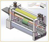 Rolo automático hidráulico da bobina de placa de aço que dá forma à máquina
