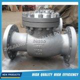 Задерживающий клапан стали углерода Gp240gh Pn100 Dn200