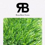 20mmの景色の高品質の装飾のGarednの人工的な草または人工的な泥炭または総合的な草