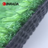 Estera plástica de la hierba de la resistencia del césped ULTRAVIOLETA del verde en rodillo