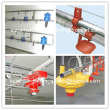 Set pieno Automatic Pan Feeding Poultry Farm Equipment per Broiler