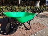 África Capacidade de Serviço Pesado Wheelbarrow sólido