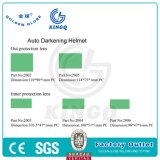 Helm van het Product van de Bescherming van het lassen de Auto Verdonkerende met Ce