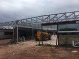 Casa moderna de la construcción del diseño del almacén barato de la estructura de acero