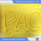 Het Chloride van het poly-aluminium in Flocculant, Polyelectrolyte wordt gebruikt die