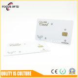 Tarjeta de la tarjeta de crédito de la talla RFID para el control de acceso y el sistema del boleto