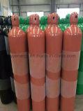 Cilindro de gás líquido de alta pressão de ASME DOT-3AA