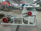 Два порта для кормления эффективность машины дробилка для древесных отходов