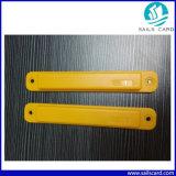 860-960MHz18000-6ISO c Anti-Metal Etiqueta UHF RFID para gerenciamento de ativos