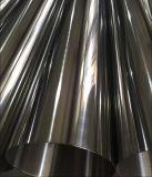 Acciaio inossidabile luminoso AISI saldato 201, tubo 304 per il corrimano