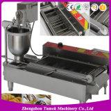 De commerciële Automatische Doughnut die van de Maker van de Doughnut de Braadpan van de Doughnut van de Machine maakt
