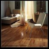 Asciugare la pavimentazione di legno posteriore del vinile del PVC del grano