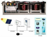 del inversor solar 5000W del hogar la monofásico de la red
