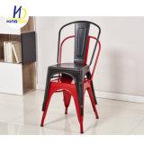 Großhandelsfabrik-fester MetallTolix Stuhl mit Sitzvorstand