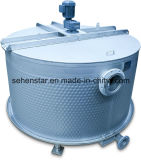 Sistema di auto pulizia dello scambiatore di calore delle acque di rifiuto