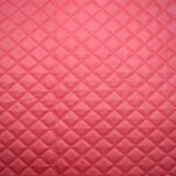 Couro de couro sintético da decoração da mobília do sofá do plutônio do bordado da estrutura