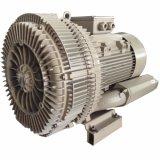 1.5kw de Regeneratieve Ventilator van het dubbel-Stadium van de hoge druk voor VacuümZuiging
