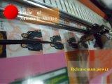 Rollenbeutel-Selbstfilm der Büromaschinen-350mm automatischer führender aufschlitzender heißes kaltes Foto lamellierende Papiermaschine