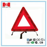 Hohe Sicht-reflektierender warnender reflektierender Dreieck-Aufflackern-Installationssatz