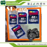 32GB SDHC 10MB/S Geschwindigkeit Ableiter-Karten-/Micro Ableiter-Karte