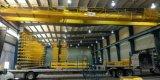 Grúa de arriba de la sola viga de la caja de engranajes de 20 toneladas