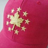2018 Custom 100% Sweden Baseball Cape with Shiny Embroidery Logo