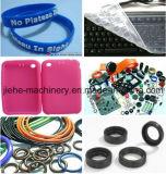 Productos de goma del Cookware de Keychain que hacen la máquina de moldear de compresión