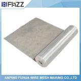 Engranzamento de alumínio da rede de fio para o filtro no esgoto