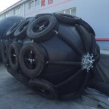 Floating Rubber Pneumatic Fenders for Ship-Dock Operation