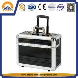 Het elegante Proef het Inschepen Geval van /Trolley van de Bagage van het Aluminium (PK-3201)