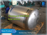 Con camisa de vapor del tanque de mezcla con 1.000 litros de mezcla de tambor