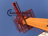 32m Boom van de Hefboom van de Toren van Vier Wapens de Zelf Concrete Plaatsende omhoog