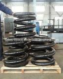 Muelle de compresión de acero inoxidable para la máquina de perforación de la barra de Kelly