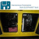 gerador Diesel da freqüência do duelo de 50Hz 15kVA/12kw 60Hz 18kVA/15kw com o alternador de Stamford da cópia